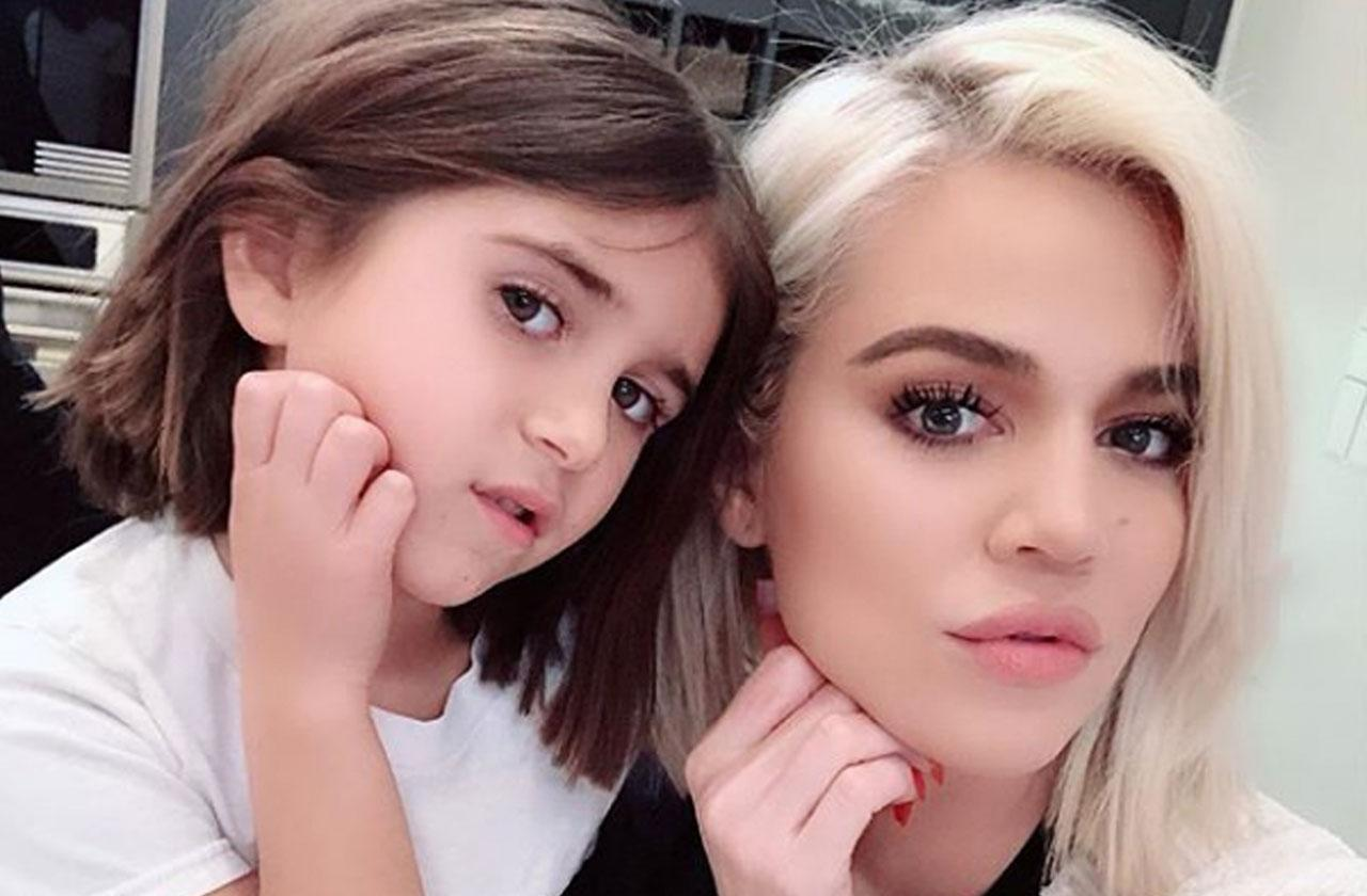 //Penelope Disick Twins Khloe Kardashian First Haircut Ever pp