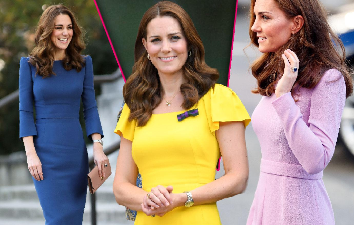 Kate Middleton Gets Body Back After Baby