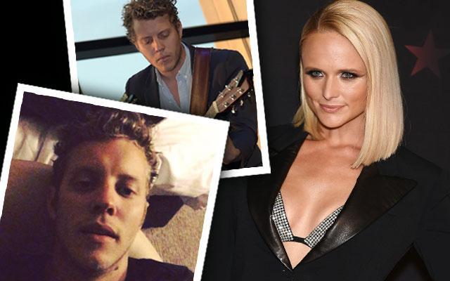 Miranda Lambert Boyfriend Anderson East Instagram