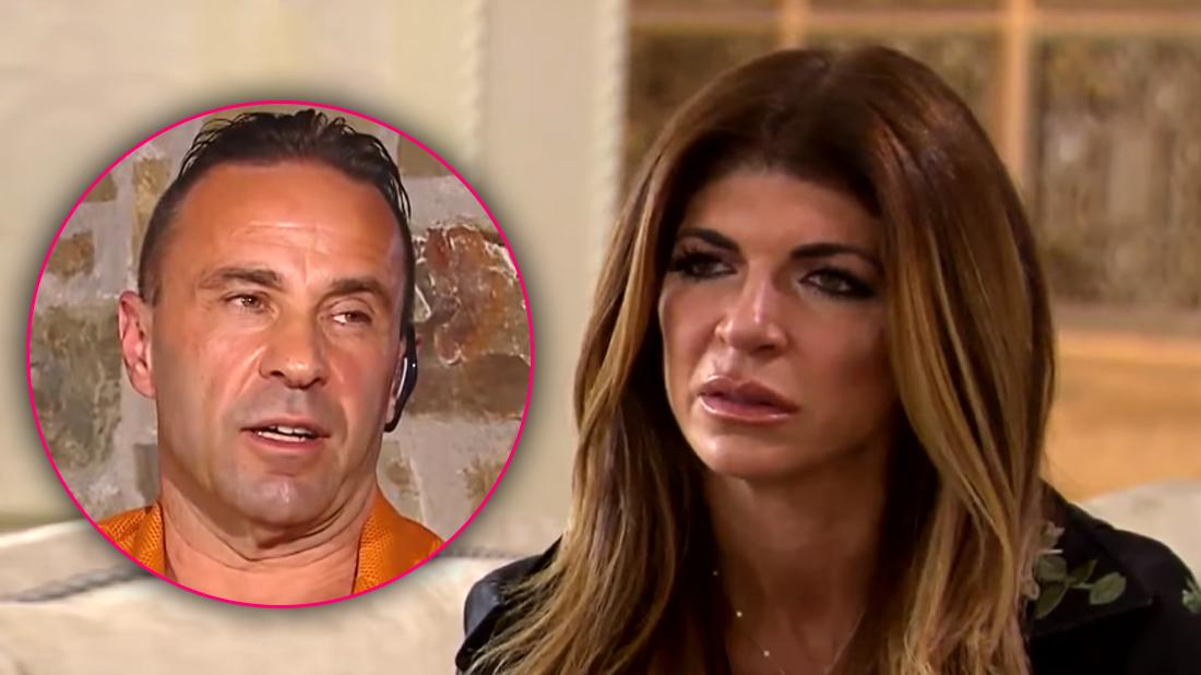 Teresa Flies To Italy To See Joe For 1st Time In 4 Years Outside Prison