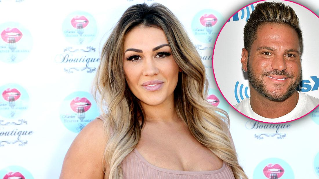 'Jersey Shore' Star Ronnie Ortiz-Magro's Girlfriend Jen Harley Domestic Battery Charges Dismissed