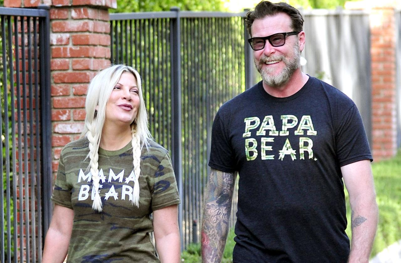 //tori spelling sober husband dean mcdermott get clean save marriage pp