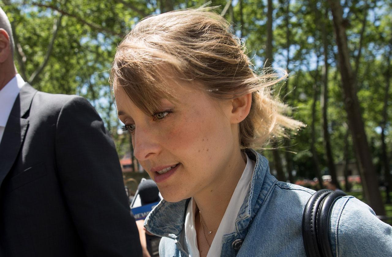 NXIVM sex cult Allison mack defendants shady trust fund