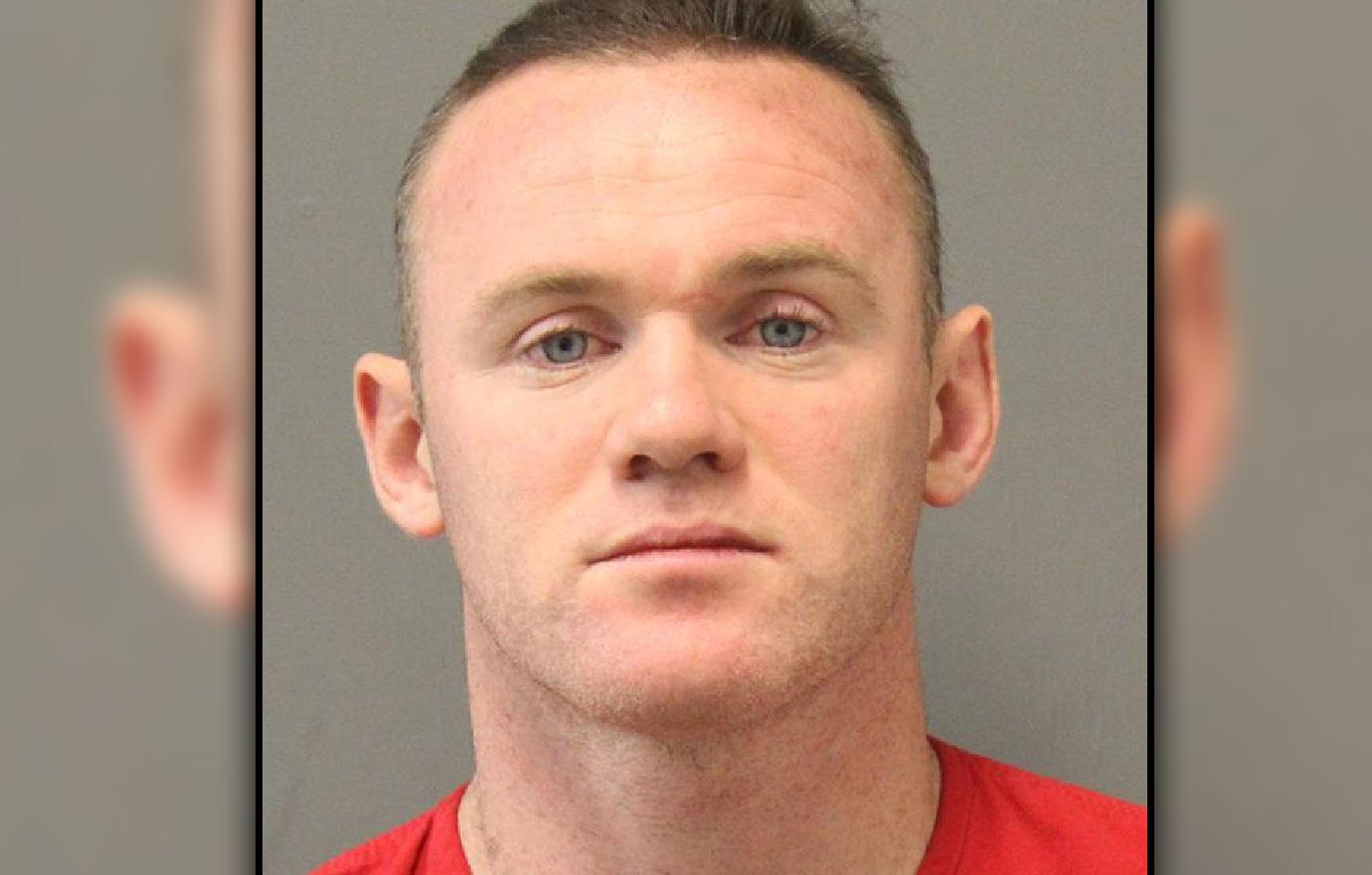 Soccer Star Wayne Rooney Arrested For Public Intoxication