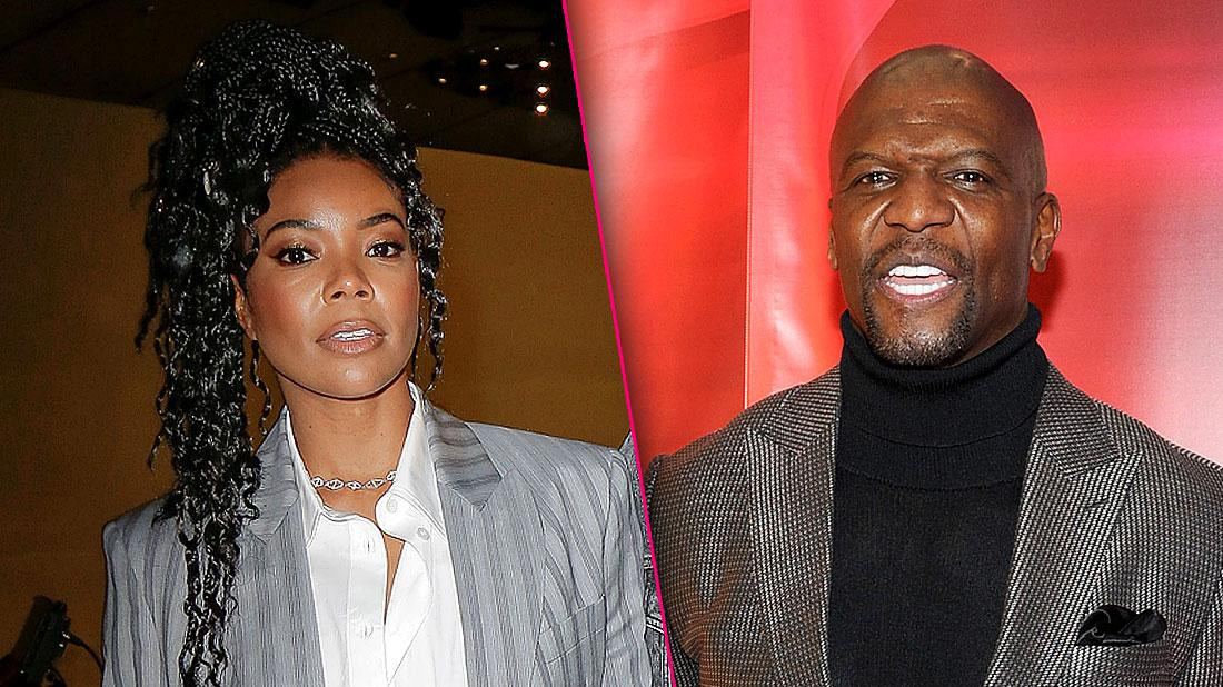 Gabrielle Union Shades Terry Crews After He Defends 'AGT'