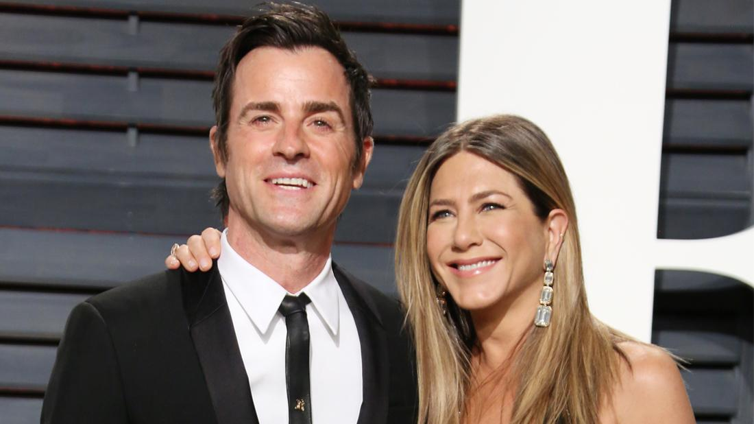 Justin Theroux Calls Ex-Wife Jennifer Aniston 'Hilarious' 2 Years After Split