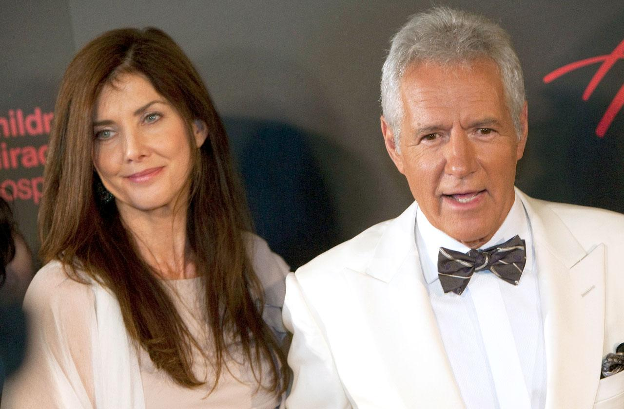 Jeopardy Alex Trebek Wishes Met Wife Earlier Cancer Diagnosis