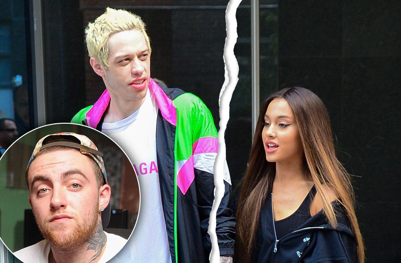 //Mac Miller Death Strain Ariana Pete Relationship pp