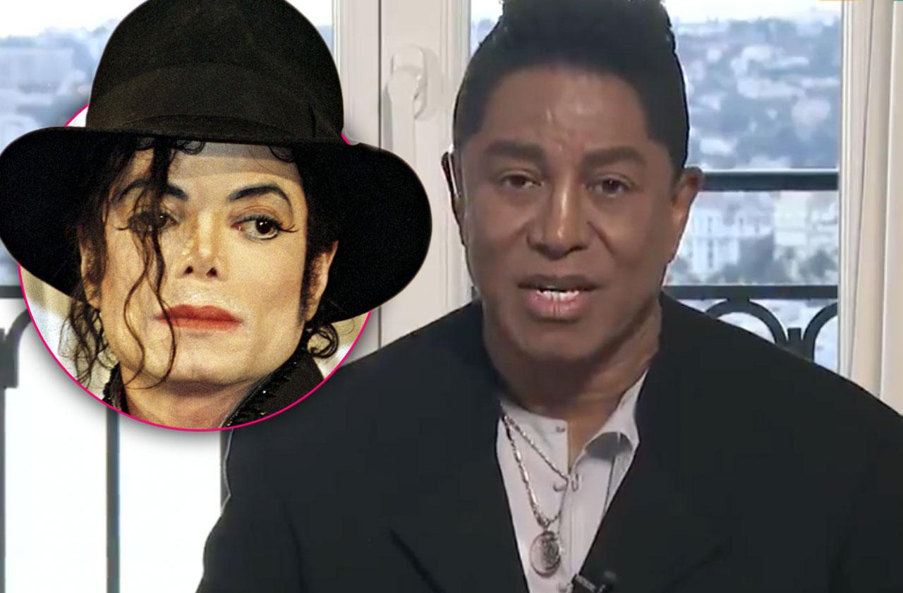 Michael Jackson Brother Jermaine Defends Child Sex Documentary