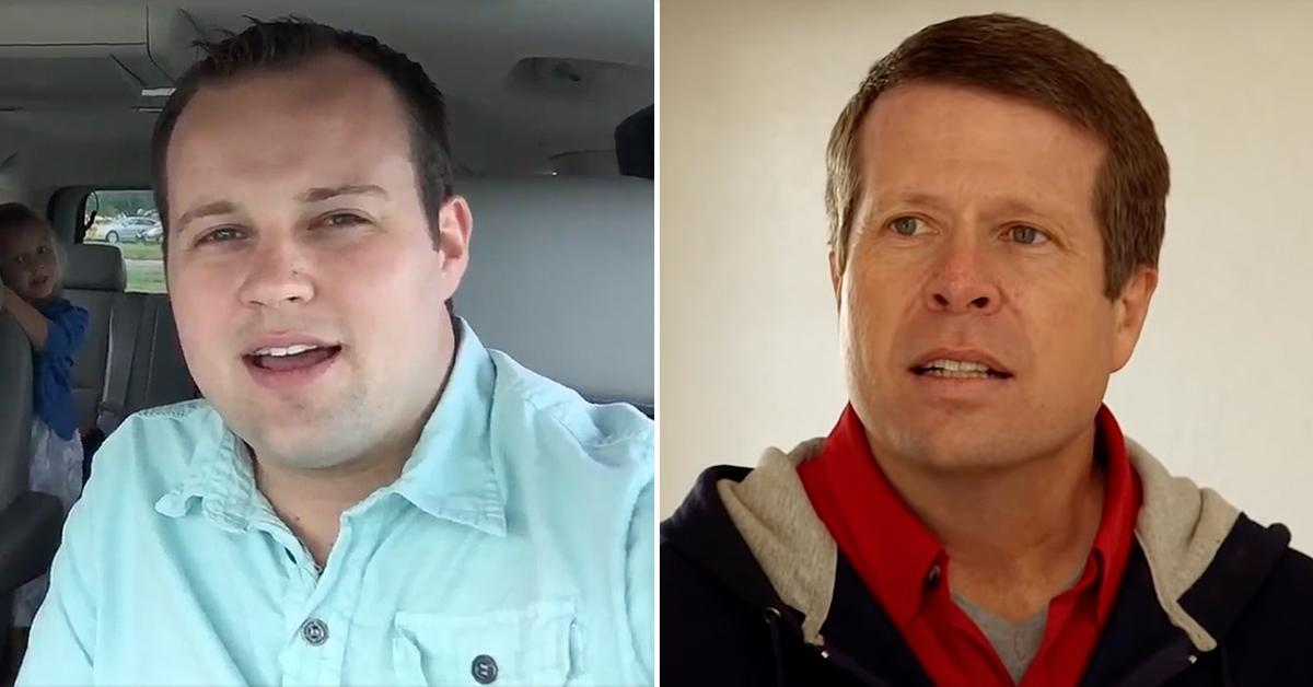 josh duggar child porn arrest dad jim bob warned family