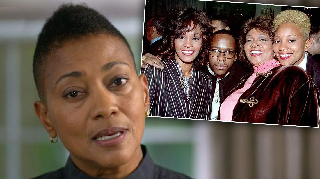 Whitney Houston Lesbian Lover Details Romance: First TV Interview