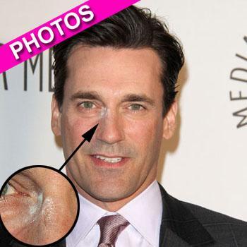//jon hamm makeup fame flynet_