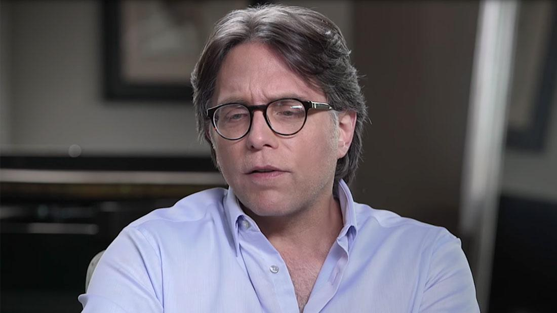 Screen Grab Keith Raniere NXIVM Leader From His You Tube Channel
