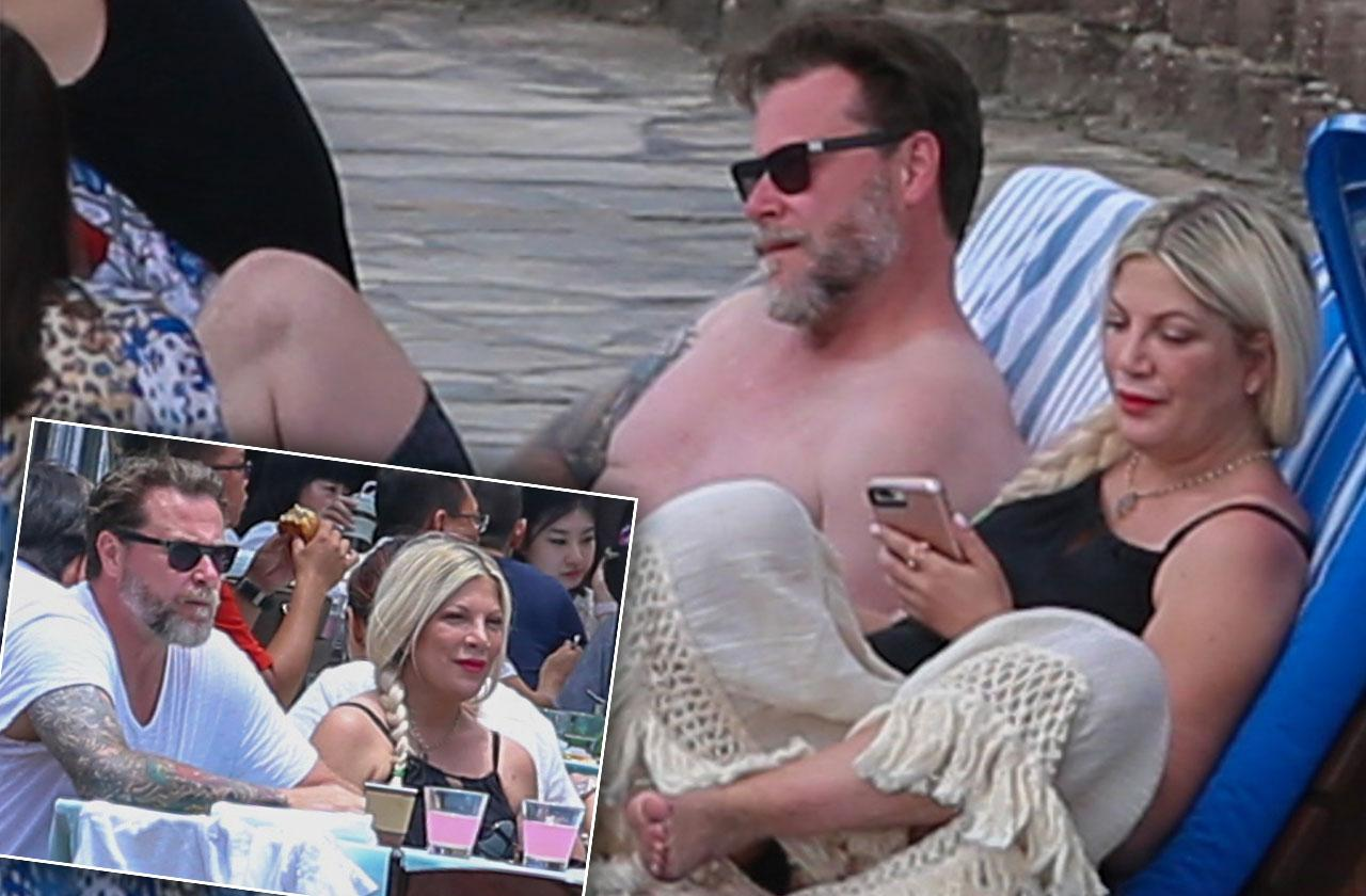 Tori Spelling Dean McDermott Hawaii Vacation Marriage