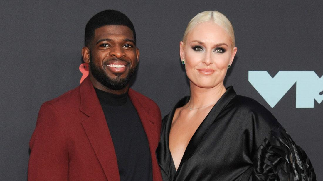 Lindsey Vonn Proposes To Fiancé P.K. Subban With Engagement Ring