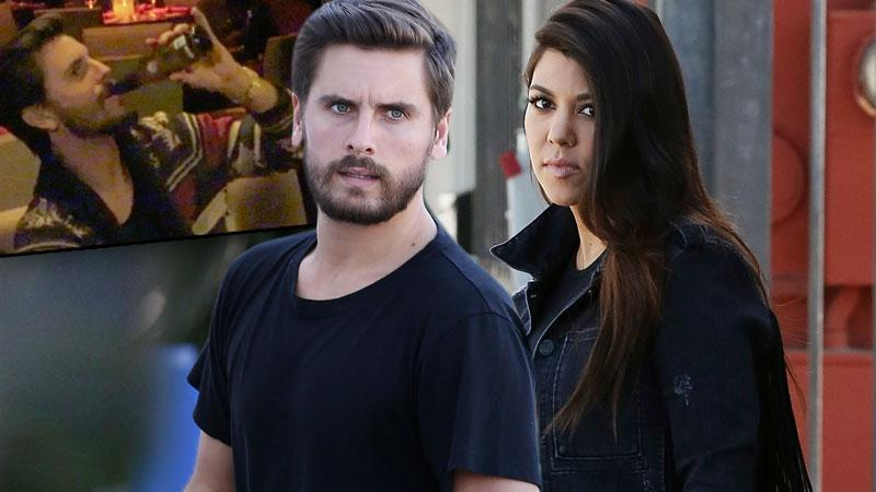 //kourtney kardashian talks breakup with scott disick
