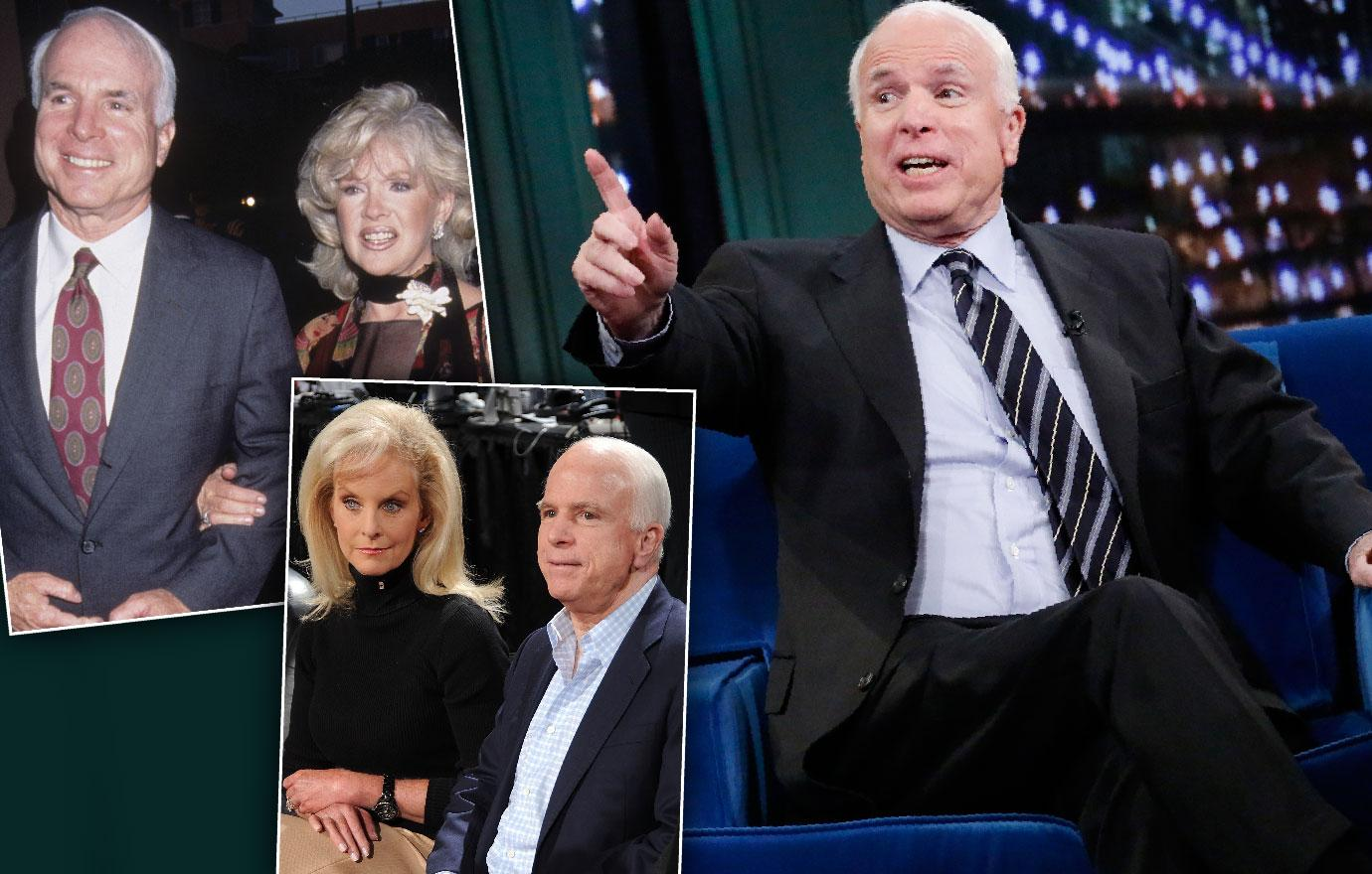 John McCain Love Secrets Revealed