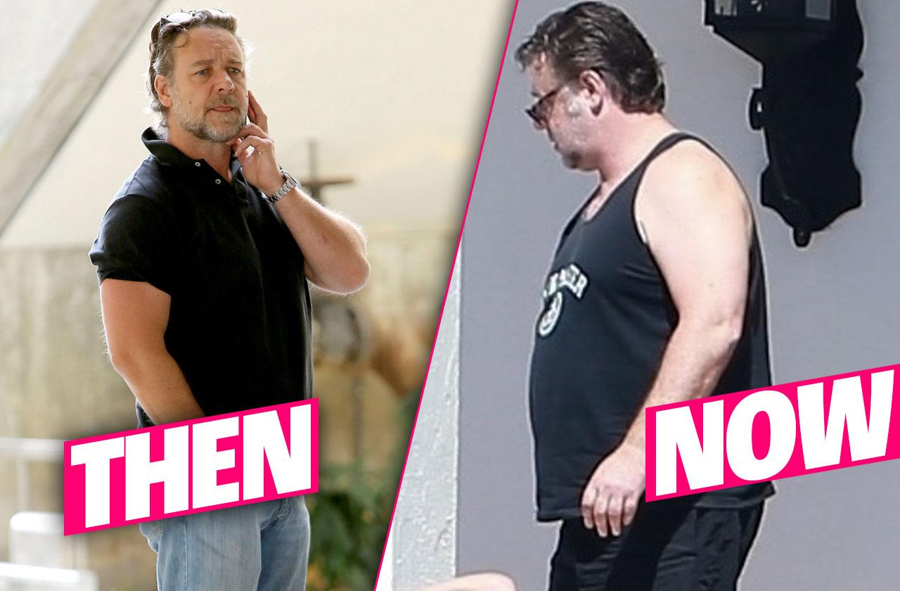 //russell crowe weight gain los cabos pp