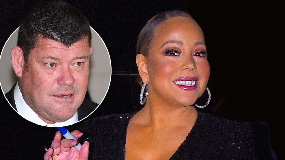 Watch Out, James Packer! Mariah Carey Announces Explosive New Book