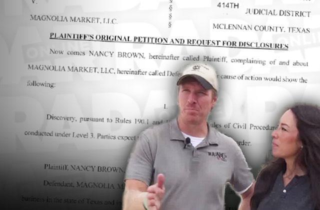 chip gaines joanna gaines sued magnolia market head injury fixer upper