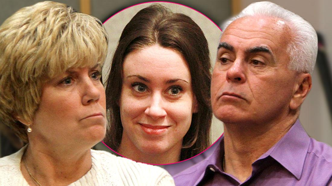 Casey Anthony's Parents Video Depositions Foreclosure Case