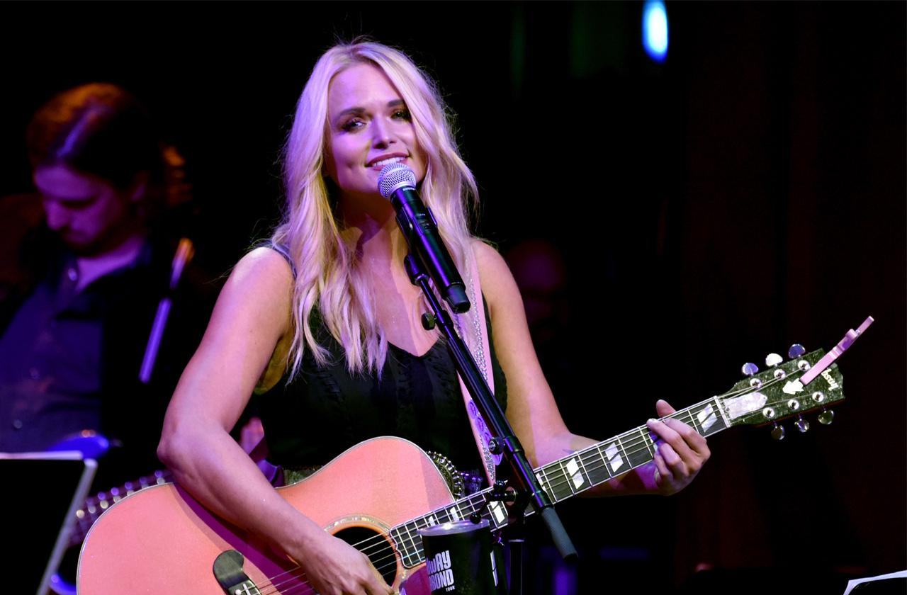Miranda Lambert Marries Brendan Mcloughlin