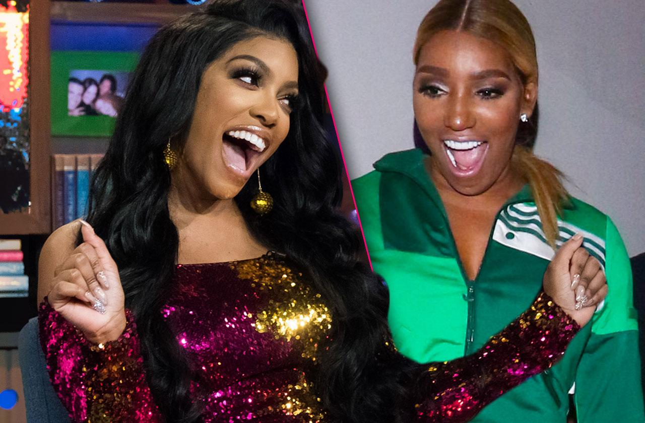RHOA Recap Porsha Williams Pregnancy Secret Busted NeNe Leakes