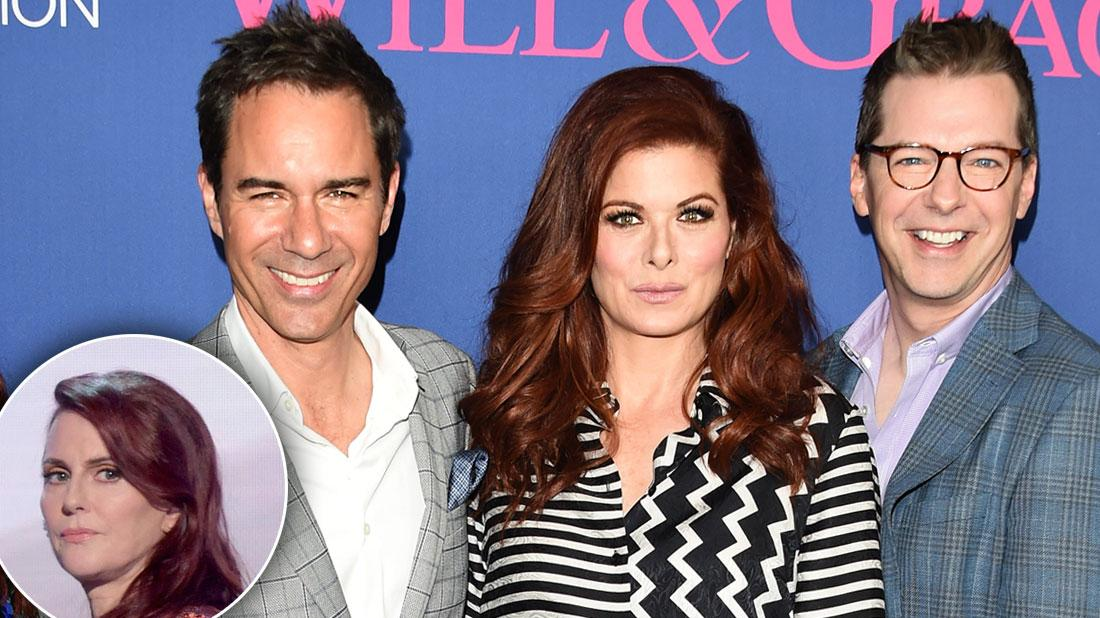 Drama! Fiery Megan Mullally Got Time Out From Sitcom Reboot 'Will & Grace'Drama! Fiery Megan Mullally Got Time Out From Sitcom Reboot 'Will & Grace'