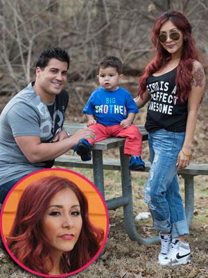 //snooki expecting second baby pp tall