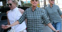 Ellen DeGeneres Portia De Rossi Marriage Meltdown Date Pics