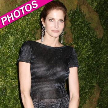 //stephanie seymour wardrobe malfunction