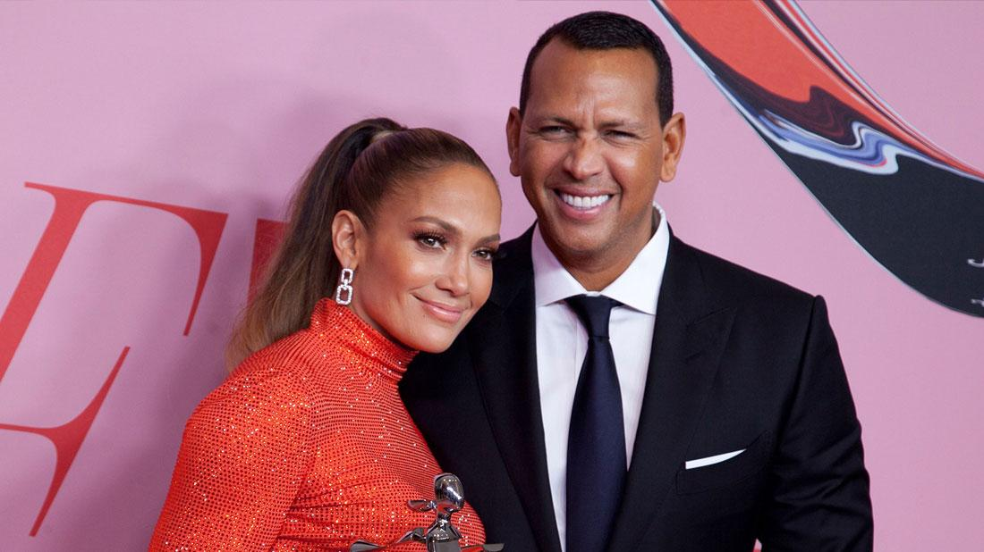 One Step Closer! J.Lo And A-Rod Celebrate Their Engagement Among Loved Ones In Los Angeles