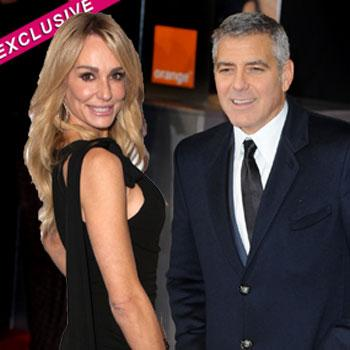 //taylor armstrong crush george clooney wenn