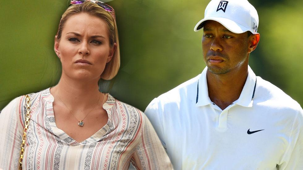 Tiger Woods Cheated Lindsey Vonn