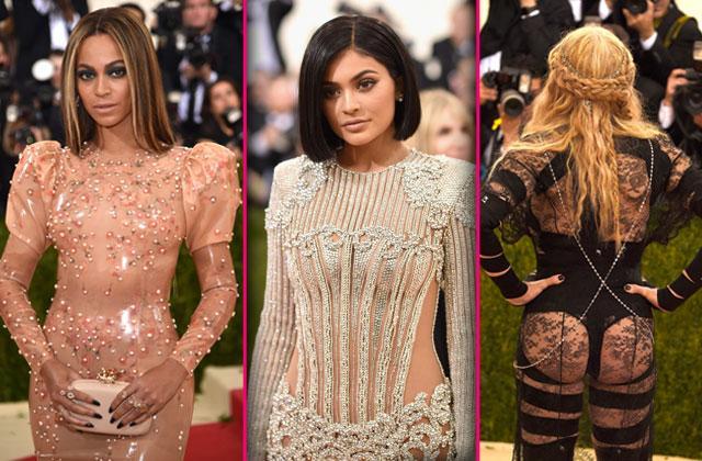 //met gala  celebrities best worst wackiest dressed pp