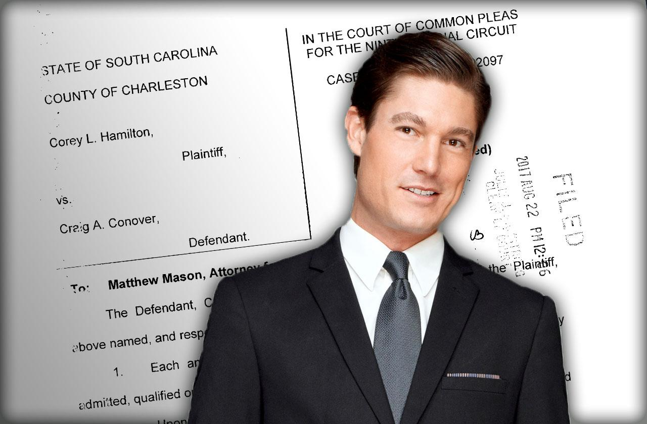 //craig conover sued bicyclist deny responsibility southern charm pp