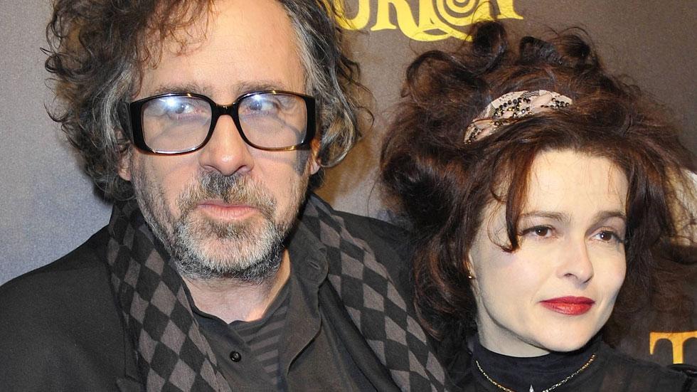 Helena Bonham Carter Tim Burton divorce