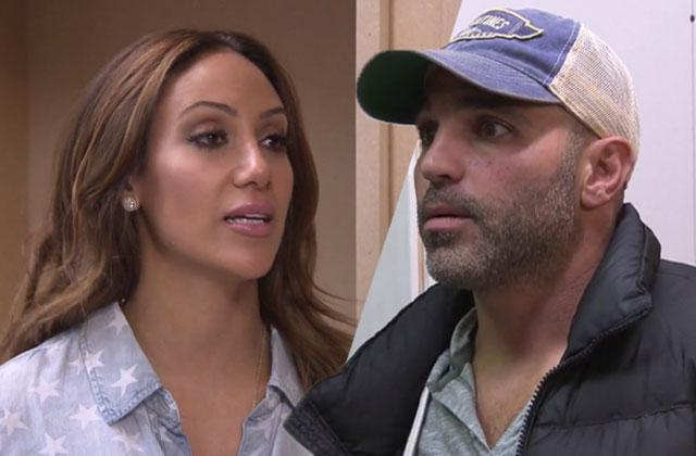 //joe melissa gorga marital issues rhonj pp