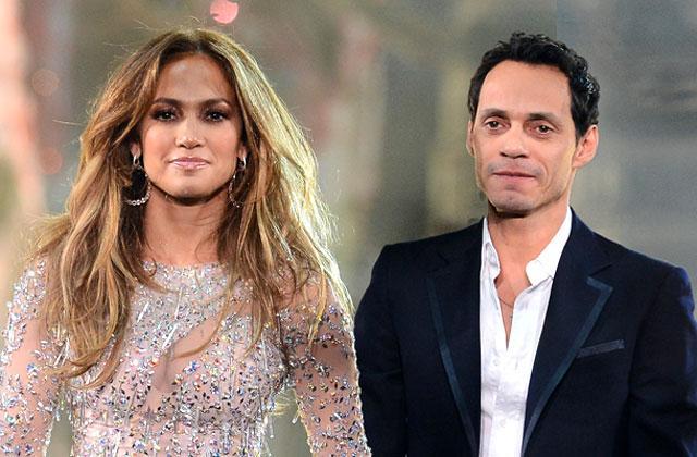 Jennifer Lopez & Marc Anthony Relationship Reunion Trouble