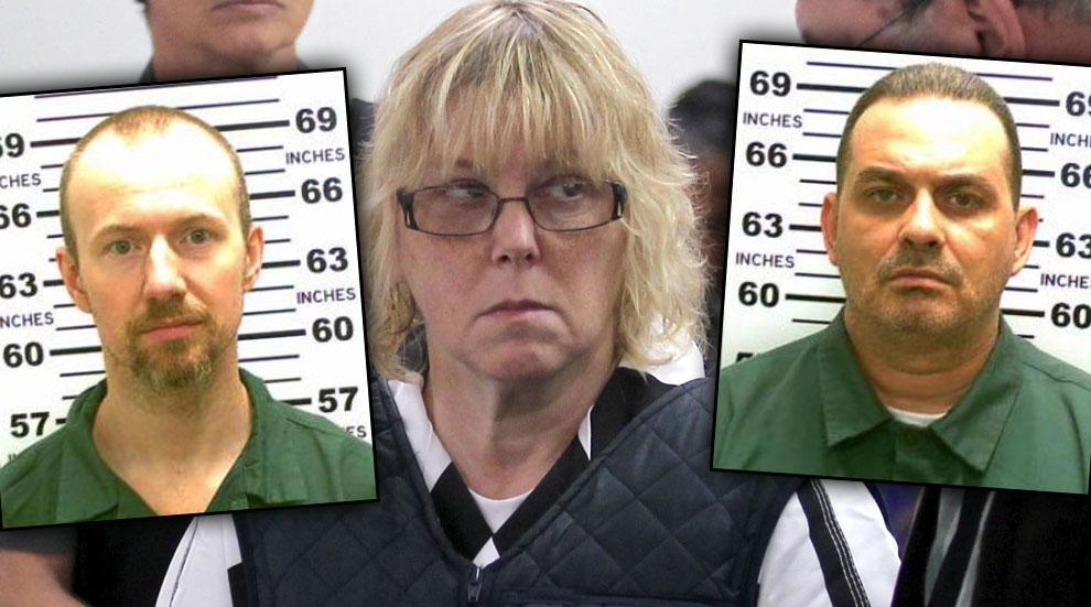 Prison Break Violence Joyce Mitchell Husband
