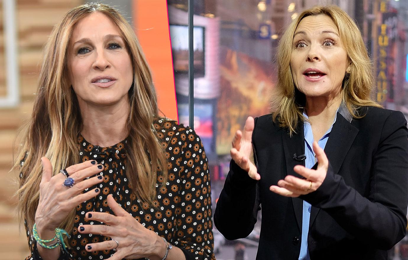 Kim Cattrall Slams Sarah Jessica Parker For Dead Brother Support