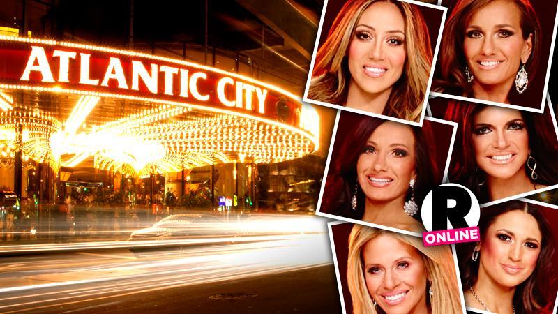 //rhonj atlantic city footage too racy sexy tv scenes secrets pp sl