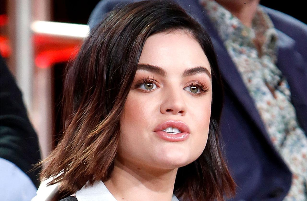 //Lucy Hale Sexually assaulted pp