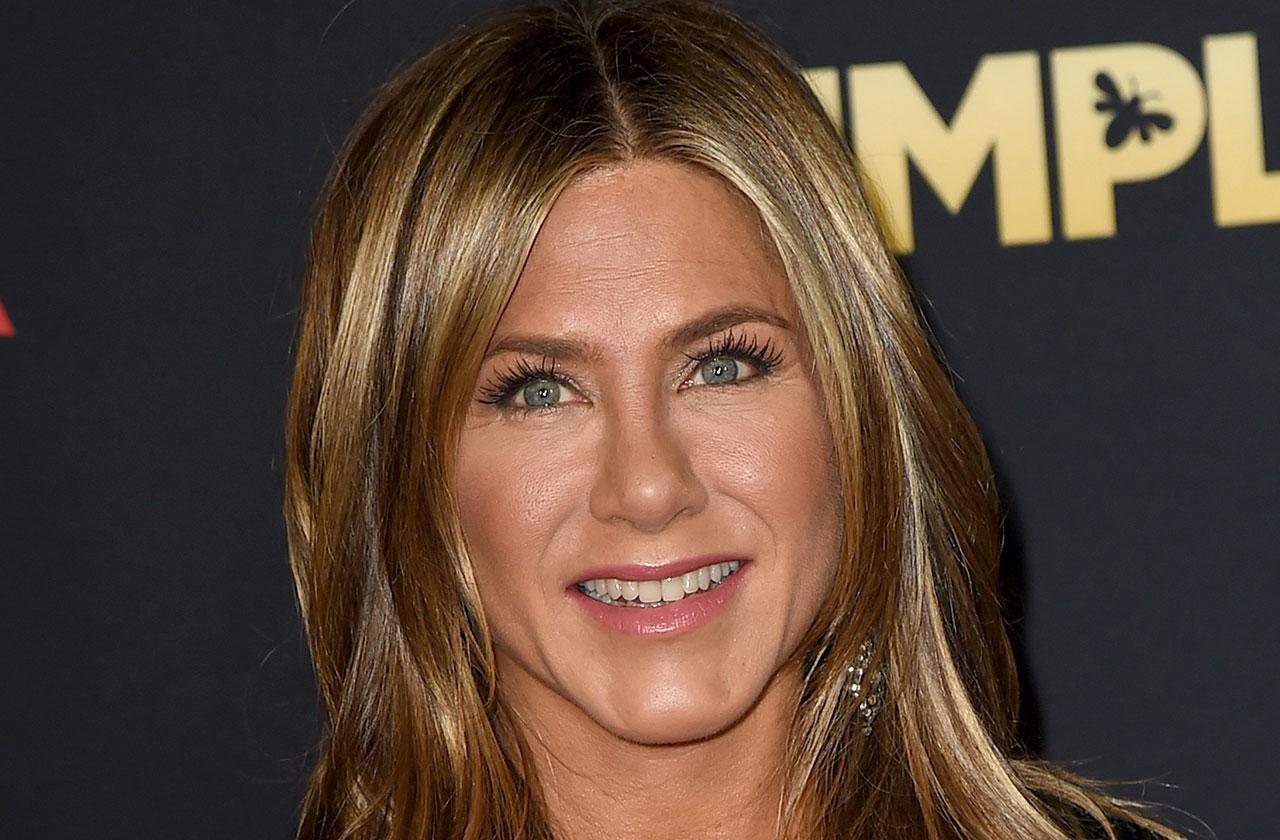 Jennifer Aniston Stops Botox & Fillers