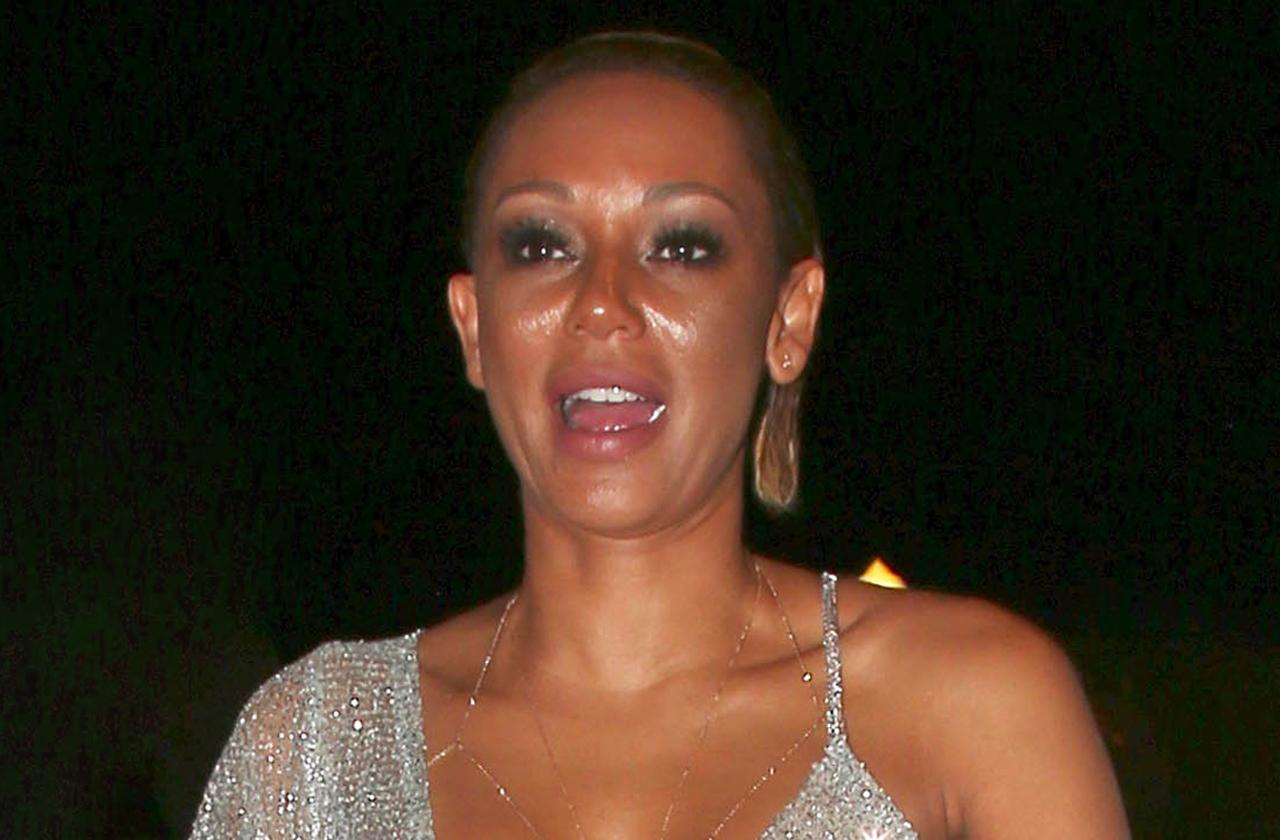 //Mel B Shocking Cocaine Addiction Hell Upcoming Book pp