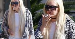 Amanda Bynes Caught Smoking Weight Gain