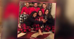Jon Gosselin's Girlfriend Posts Christmas Photos With Him & Kids Amid His Kate Fight