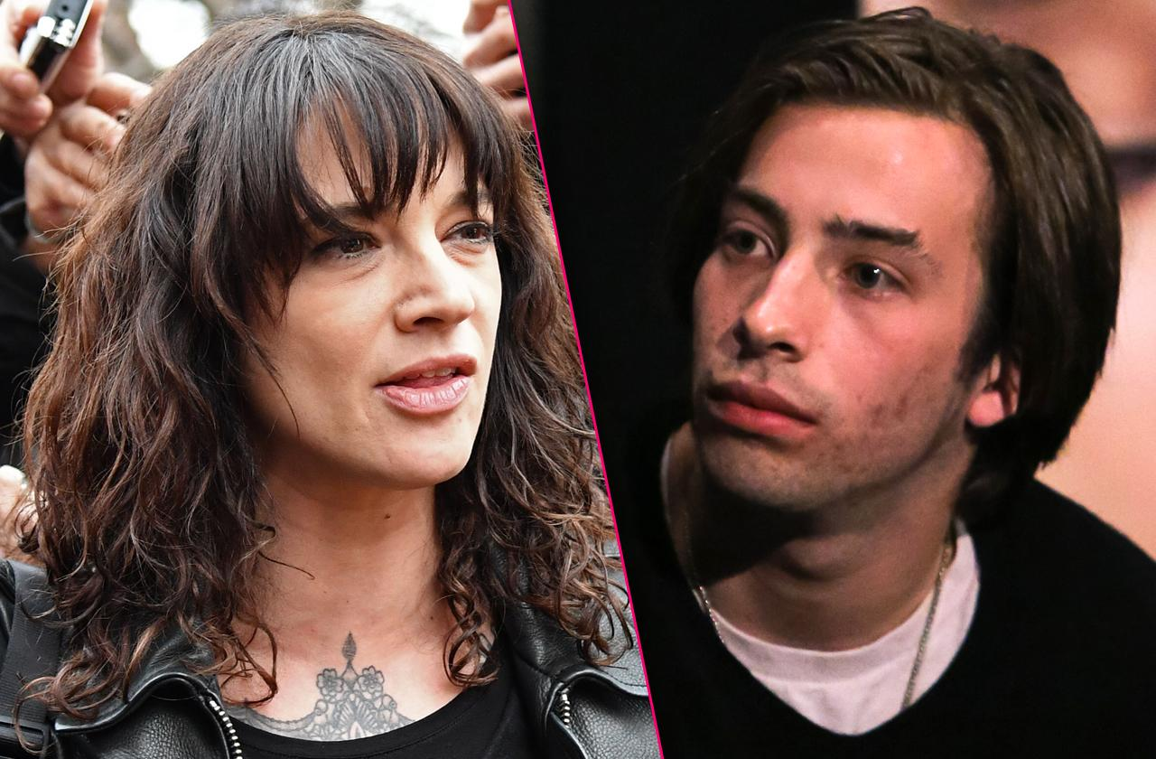 //asia argento sexual assault accuser jimmy bennett actress welcomes star filing police report pp