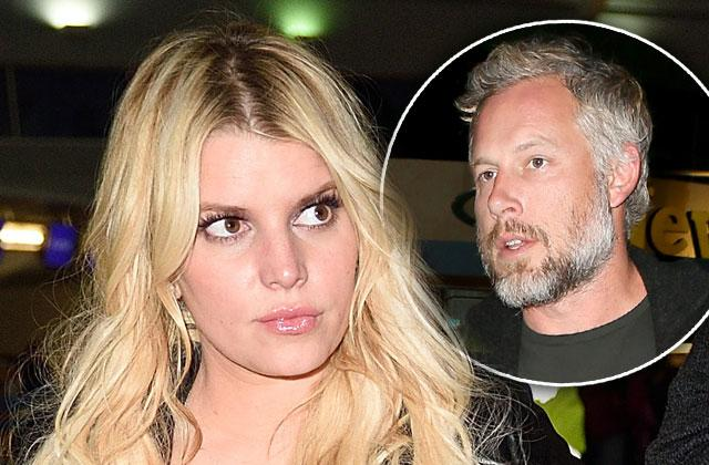 jessica simpson pregnant troubled marriage