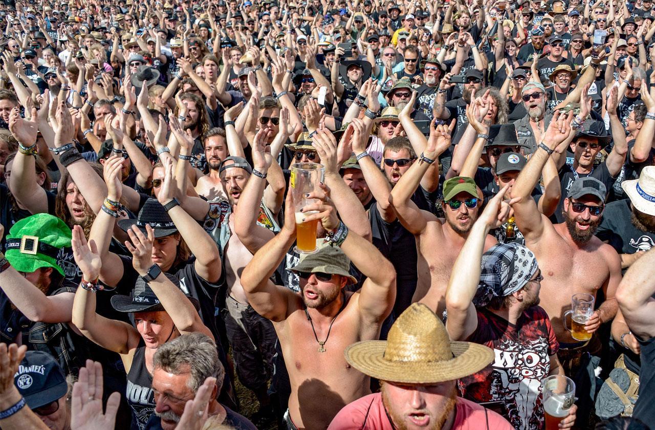//wacken open air heavy metal festival pp